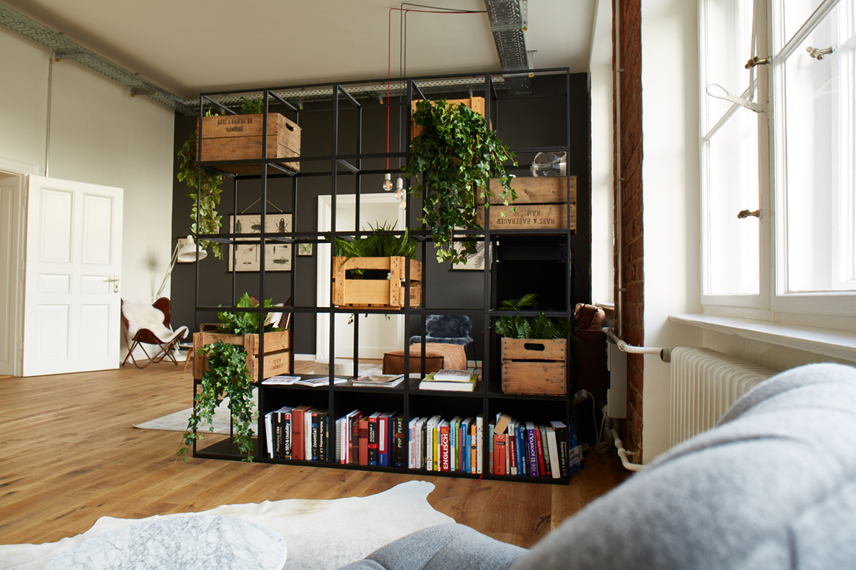 flexibler raumteiler interior design office grid udg berlin. Black Bedroom Furniture Sets. Home Design Ideas